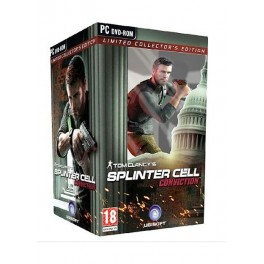 Tom Clancy's Splinter Cell - Conviction - Edition Collector sur PC