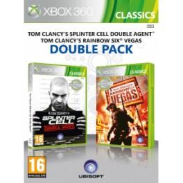 COMPIL Splinter Cell Double Agent + Rainbow Six Vegas