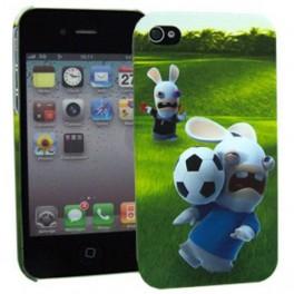 Coque Iphone 4/4S : Foot