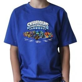 Skylanders - t-shirt kids (7/8 ans)
