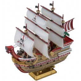 "Bandai Hobby Sailing Ship Collection Red Force ""One Piece"" Plastic Model Model Kit de Bandai"